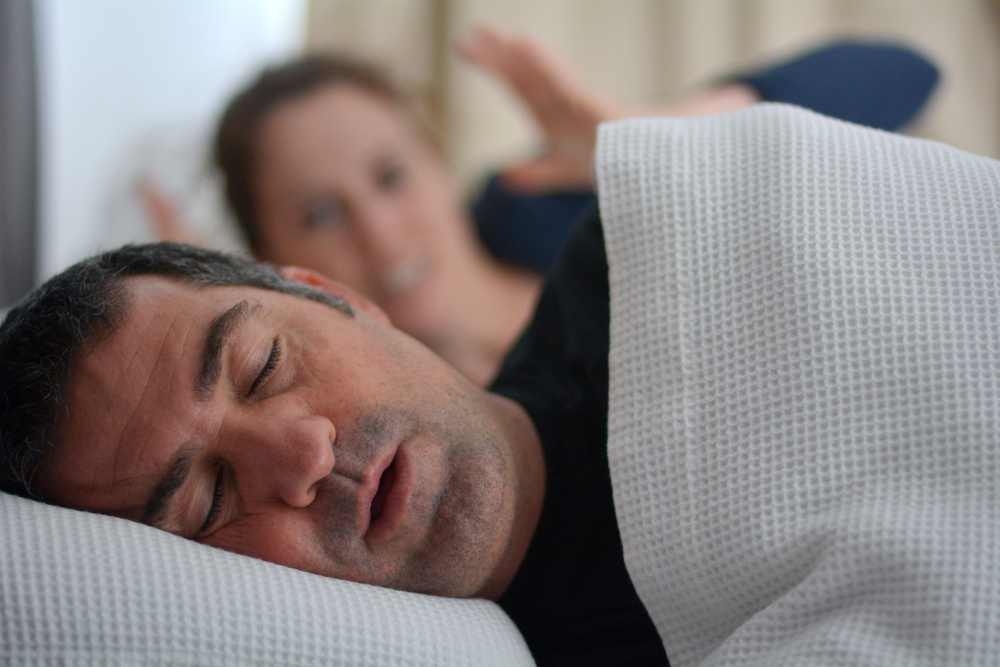is snoring bad for you