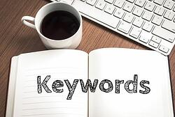 keywords are a blog's best currency