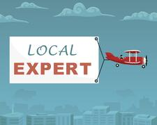 local experts are identified by the community they serve