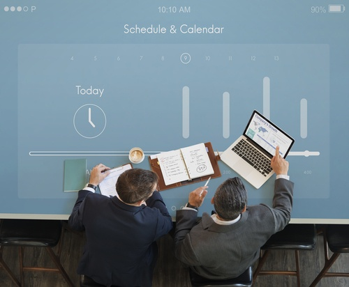 organized time management may require collaboration