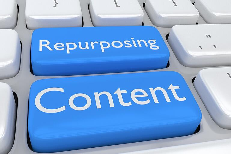 repurpose content for your inbound marketing in alaska