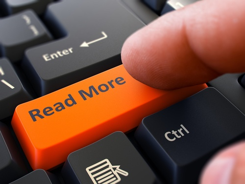 your target audience is those people who want to click to read more